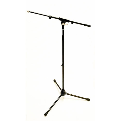 Short-telescopic-boom-Microphone-stand